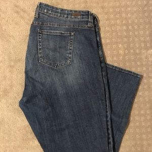 Kut from the Kloth plus size jeans size 20w